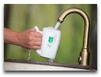 отель Sanatorija Egle Birstonas: Минеральная вода