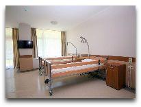отель Sanatorija Egle Birstonas: Номер для людей с ограниченными возможностями