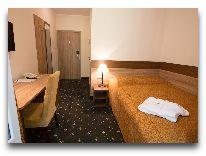 отель Sanatorija Egle Birstonas: Одноместный номер