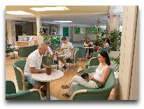 отель Sanatorija Egle Birstonas: Ресепшен Лечебницы