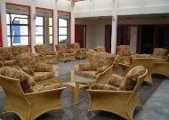 санаторий Sanatorium Bałtyk: Зимний сад