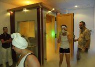санаторий Sanatorium Bałtyk: Криотерапия