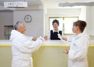 санаторий Sanatorium Bałtyk: Ресепшен лечебницы