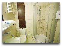 санаторий Sanatorium Bałtyk: Ванная комната