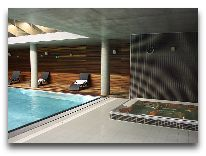 отель Sand Hotel: Бассейн