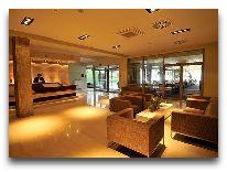 отель Sand Hotel: Лобби отеля