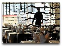 отель Sand Hotel: Ресторан