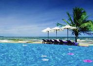 отель Sandy Beach Resort: Бассейн