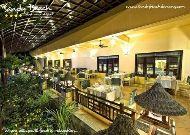 отель Sandy Beach Resort: Ресторан