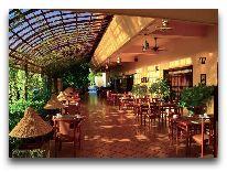 отель Sandy Beach Resort: Ресторан Alamanda