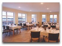 отель Santa Hotel: Ресторан
