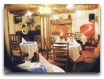 отель Santakos Best Western: Ресторан