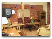 отель Santakos Best Western: Зона отдыха в двухместном номере