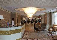 отель Sapphir Inn: Ресепшен