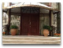 отель Sapphir Inn: Вход в отель