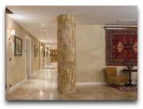 отель Sapphir Marina: Коридор отеля