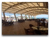 отель Sapphir Marina: Летняя веранда
