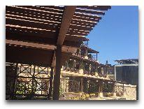 отель Sapphir Marina: Территория отеля