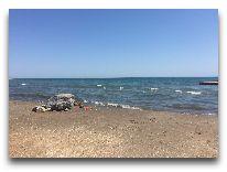 отель Sapphir Marina: Пляж