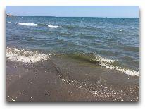 отель Sapphir Marina: Море