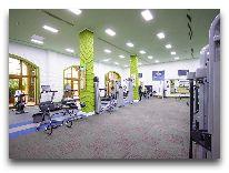 отель Sapphir Marina: Фитнес центр