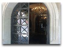 отель Sapphire Bayil: Вход в отель