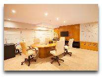 отель Sapphire Hotel Baku: Комната для совещаний