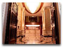 отель Sapphire Hotel Baku: Ресепшен