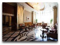 отель Sapphire Hotel Baku: Холл