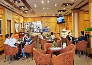 отель Sapphire Saigon Hotel: Лобби