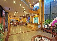 отель Sapphire Saigon Hotel: Холл