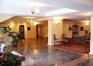 отель Sarunas: Холл