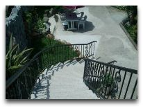 отель Савана: Лестница