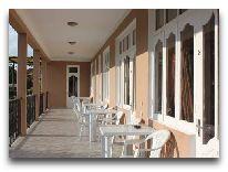 отель Савана: Летняя веранда