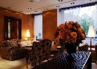 отель Savoy Boutique Hotel: Уголок лобби-бара