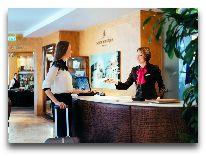 отель Savoy Boutique Hotel: Ресепшн