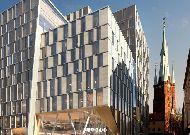 отель Scandic Continental: Фасад здания