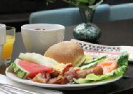отель Scandic Crown: Завтрак