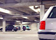 отель Scandic Crown: Паркинг