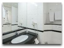 отель Scandic Gdansk: Ванная в стандартном номере