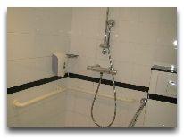 отель Scandic Gdansk: Ванная комната номер для инвалидов