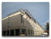 отель Scandic Gdansk: Здание отеля