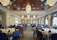 отель Scandic hotel Anglais: Ресторан