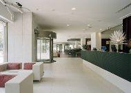 отель Scandic hotel Anglais: Холл отеля