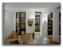 отель Scandic Hotel Hasselbacken: Винотека