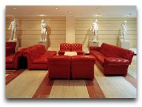 отель Scandic Hotel Sergel Plaza: Лобби