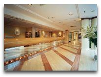 отель Scandic Hotel Sergel Plaza: Ресепшен