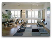 отель Scandic Hotel Sergel Plaza: Комната отдыха в Сьюте