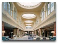 отель Scandic Hotel Sergel Plaza: Ресторан