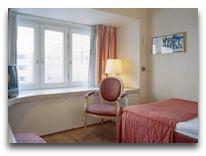 отель Scandic Hotel Sergel Plaza: Одноместный номер